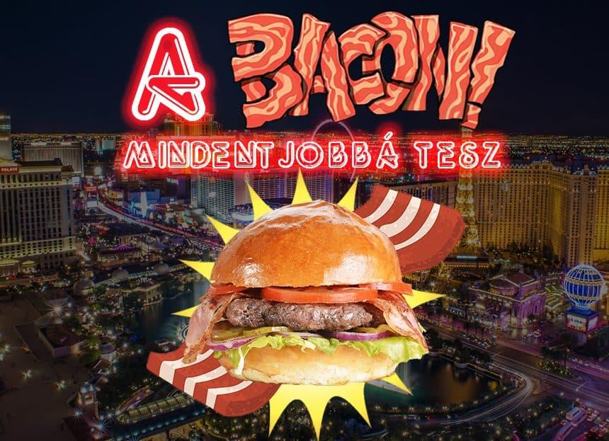 """A """"bacon szalonna"""" eredete"""